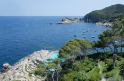 Hotel Cap Sa Sal, Begur, Costa Brava online bookings Sea view