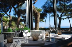 Hotel Terramar Llafranch costa brava bookings Restaurant
