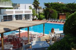 Hotel Alga Calella de palafrugell bookings, swimming pool 3