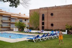 Hotel Ancora Palamos, Costa Brava, swimming pool